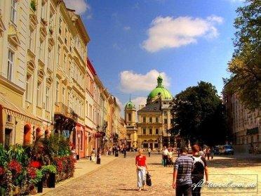 Пешеходная экскурсия по старому Львову