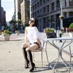 Wear the trend: Voluminous Sleeves