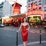 Tina Travels: Paris After Dark – Visiting the Infamous Moulin Rouge in Atsuko Kudo