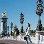How to Style a Tuxedo Jacket Casually – in Paris, France