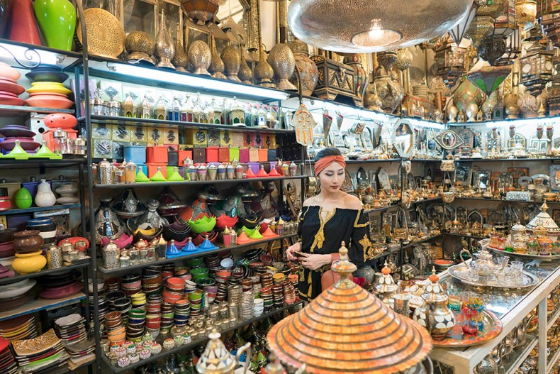 Tina Travels: 7 Things You Need to Know Before Visiting Marrakech Souks | Of Leather and Lace