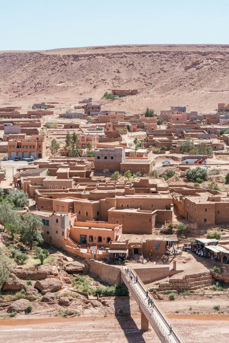 Ait Benhaddou, Set of Yunkai, Game of Thrones | Of Leather and Lace