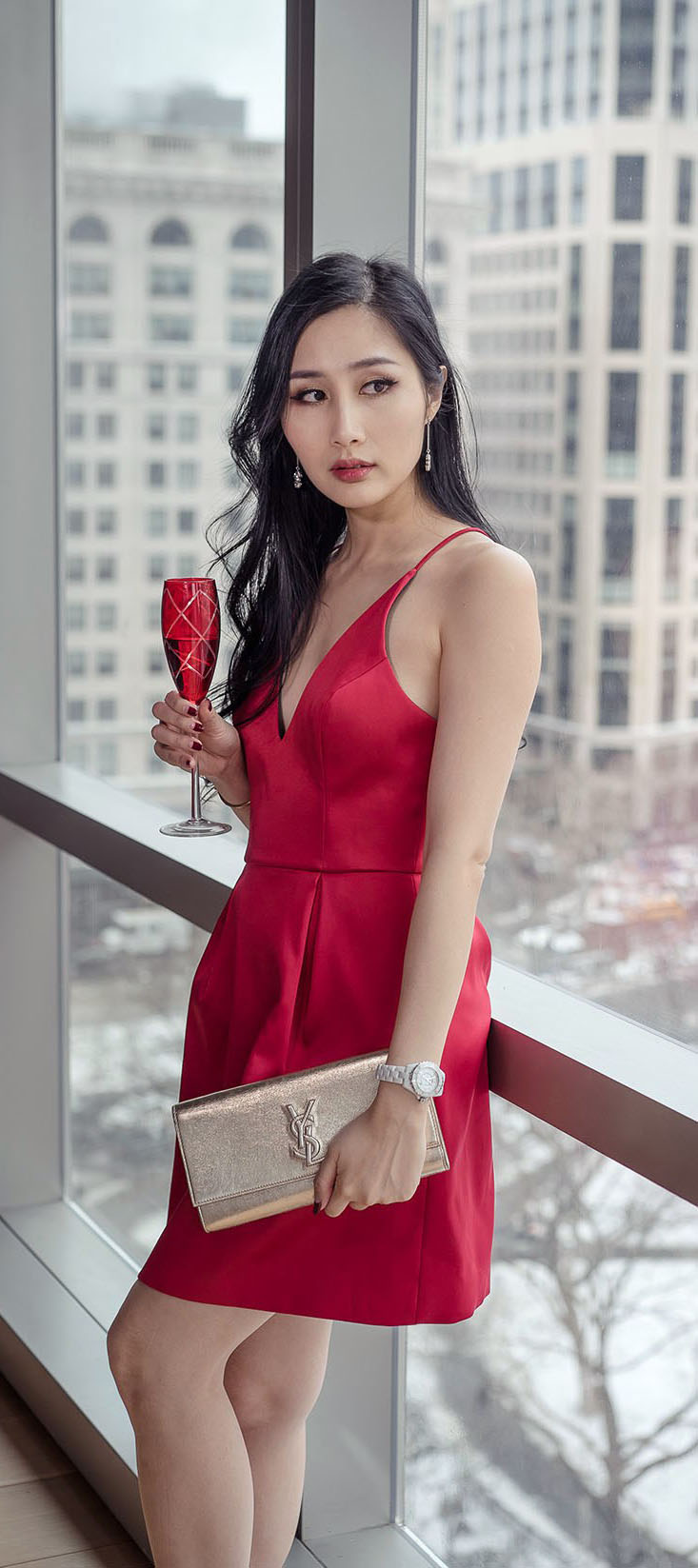 The Red Dress Effect - Why I Wear Red All