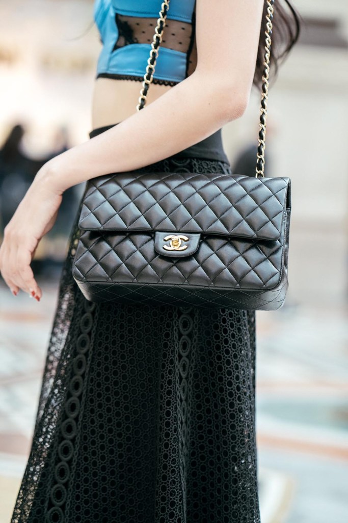 Chanel Classic Quilted Flap Bag 2.55 | Of Leather and Lace