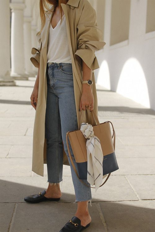 How To Wear Mules This Fall   Of Leather and Lace - A Fashion Blog by Tina Lee   Mule Outfits, Mule shoes, Mule flats