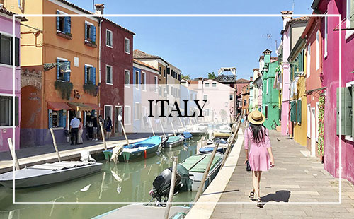 Tina Travels: Destinations - Italy | Of Leather and Lace