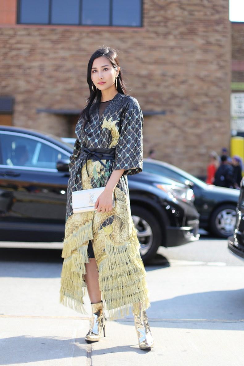 Tina Goes to New York Fashion Week Spring Summer 2018 (NYFW