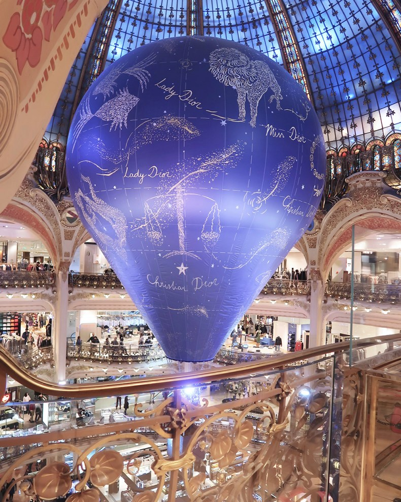 Galerie Lafayette, Paris, France