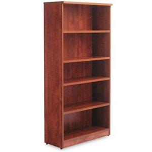 Alera Valencia 5 shelf Book Case