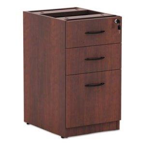 Alera Valencia 3 drawer Full Pedestal File