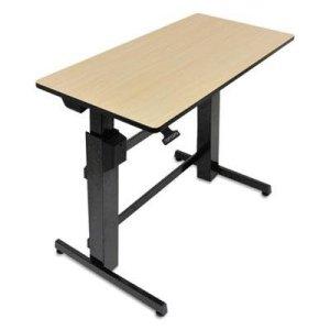 WorkFit D Sit-Stand Workstation