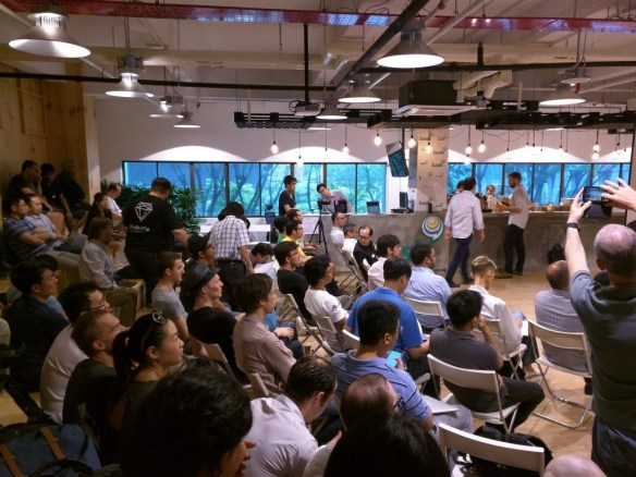 dbs hackathon day 1