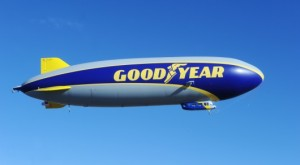goodyear-dirigible