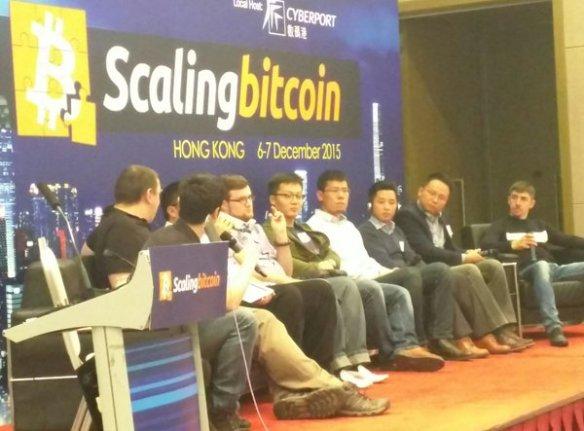 scaling bitcoin panel