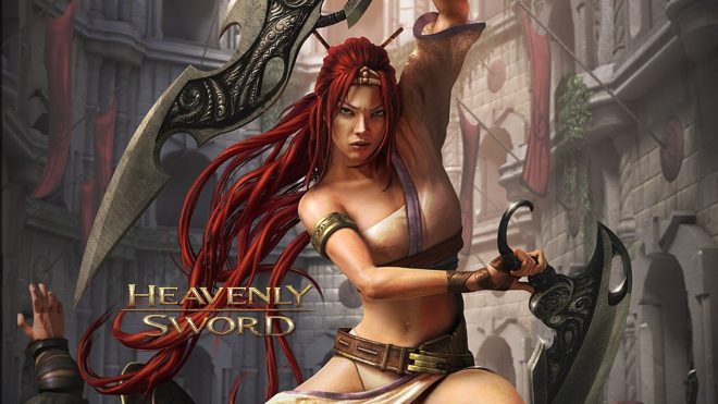 Heavenly sword PC