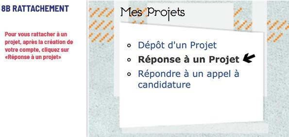 Diapo déposer un projet de groupe11