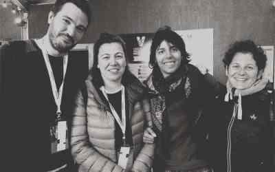 4 professionnels français des musiques actuelles à Tadoussac et Petite-Vallée
