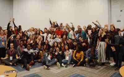 11 engagés de l'OFQJ font le point sur l'état de notre planète à l'Agora Jeunes Citoyens