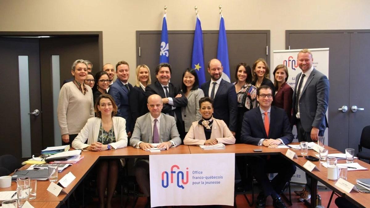 65e Conseil d'administration