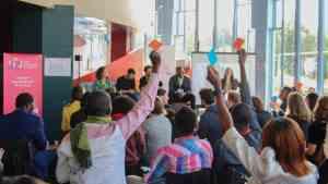 RIS 2019 - Comment innover pour renouveler la démocratie et l'engagement des jeunes ?