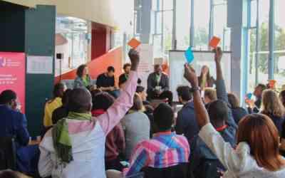 RIS 2019 – Comment innover pour renouveler la démocratie et l'engagement des jeunes ?