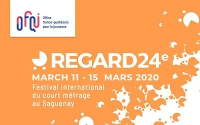 Festival international du court métrage REGARD 2020