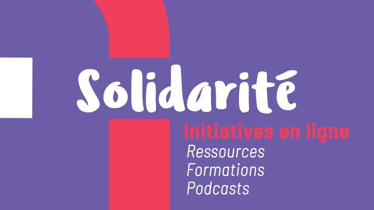 Solidarité Covid : initiatives en ligne