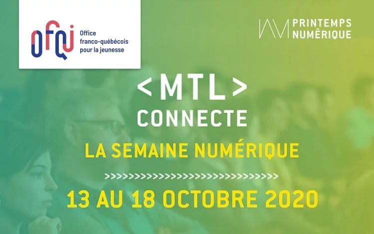 MTL Connecte Virtuel 2020