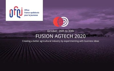 Défi fusion Agtech virtuel 2020