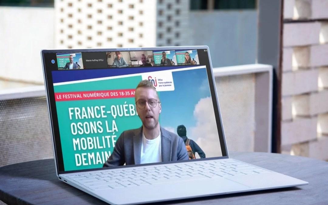 Franc succès pour le festival France-Québéc : Osons la mobilité de demain