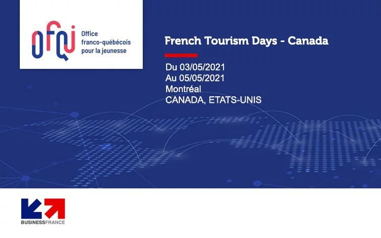French tourism days virtuel 2021