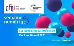 Semaine numérique de Québec 2021