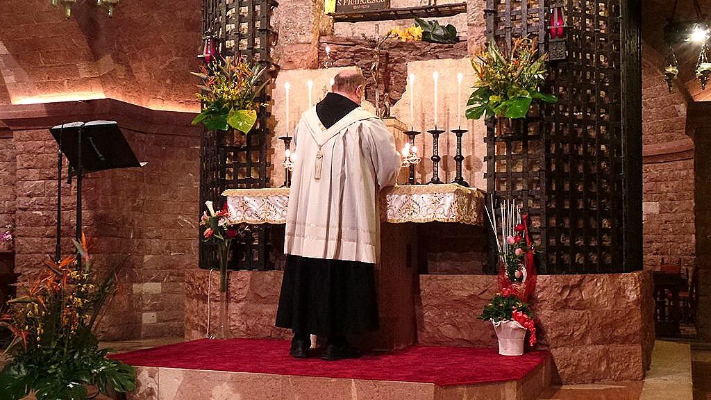 Serata di preghiera in Tomba martedì 23 febbraio 2016