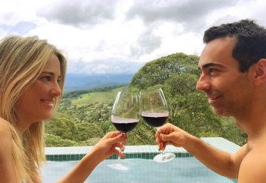 Ticiane Pinheiro e César Tralli comemoram o Dia da Mulher em clima de romance - Reprodução/Instagram