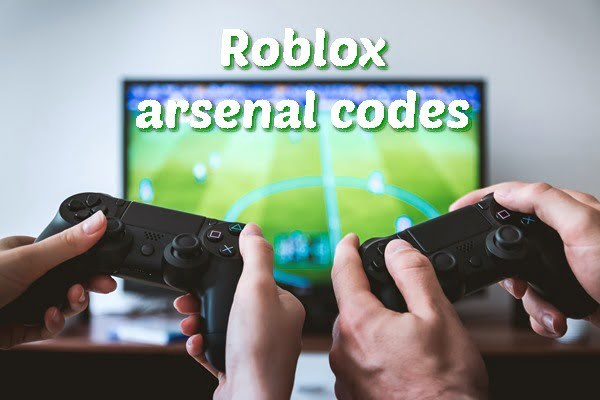 roblox arsenal codes list march 2021