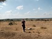 Johan Persson på uppdrag i Dadab, Kenya. © Kontinent Agency AB Pressbilder publicering endast i begränsat avseende med hänvisning arresteringarna av Johan Perssons och Martin Schibbeys i Ethiopien 2011. Övrig vidareförsäljning av dessa bilder i annat ärende eller till utländsk media är otillåten.