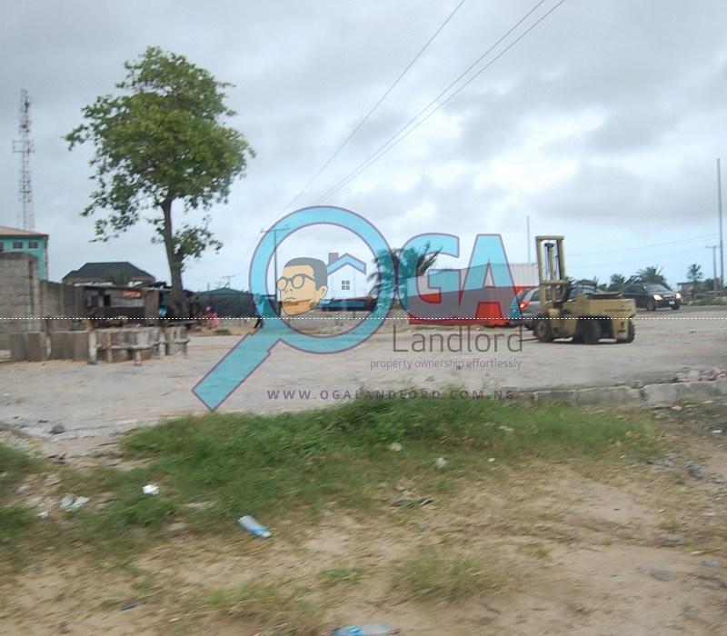 Abijo Skyteam Bus stop at Logic Palms Estate Near Novare Shoprite in Abijo, Ajah, Lagos State 2