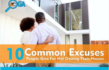 10 Common Excuses People Give For Not Owning Their Houses 1