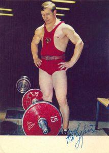 Олимпийский чемпион Виктор Куренцов