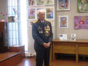 Встреча с ветеранами космодрома Байконур