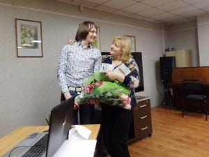 Творческая встреча с Сергеем Переверзевым