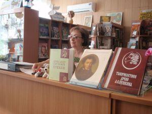В летнем лагере сказки Пушкина