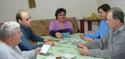 Выездное мероприятие для инвалидов по зрению