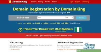 domainking cheap web hosting nigeria