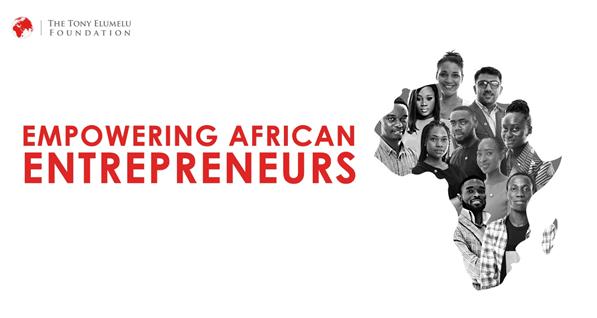 Tony Elumelu Foundation Entrepreneurship Program 2019