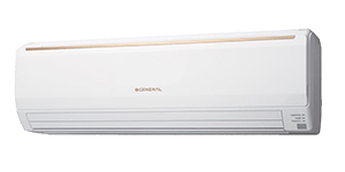 wall mounted split type air conditioner