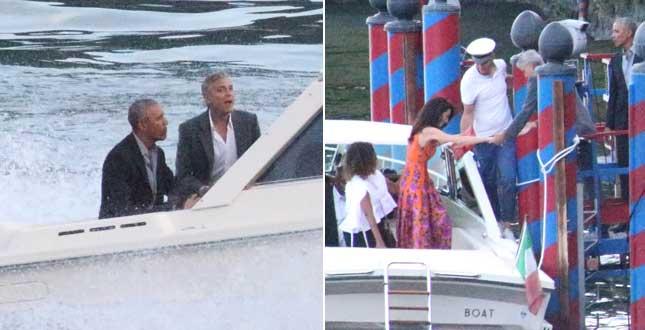 George Clooney, che beffa! Su 40 spiagge del lago di Como l'unica no…