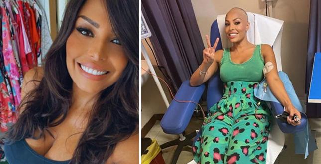 Carolina Marconi, combatte (col sorriso) contro il tumore: ora sfoggia…