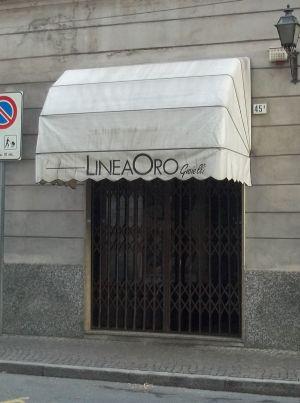 Linea oro - c.so Montebello - I