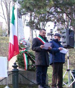 Il Sindaco Massimo Berutti e Riccardo Prete